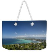 View Of Boracay Island Tropical Coastline In Philippines Weekender Tote Bag