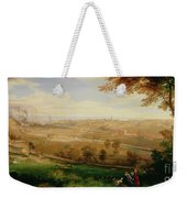 View Of Bradford Weekender Tote Bag