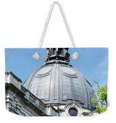 View Of Brompton Oratory Dome Kensington London England Weekender Tote Bag