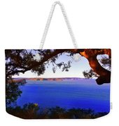View Of  Central Coast From West Head  Weekender Tote Bag