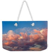 View Of Clouds In The Sky Weekender Tote Bag