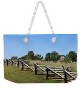 View Of Clover Hill Tavern Appomattox Court House Virginia Weekender Tote Bag