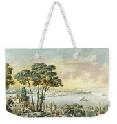 View Of Constantinople From The Marmara Sea Weekender Tote Bag
