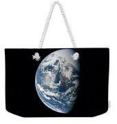 View Of Earth Taken From The Apollo 13 Weekender Tote Bag