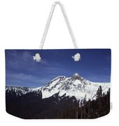 View Of Garibaldi Mountain Weekender Tote Bag