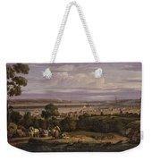 View Of Greenock  Scotland 1816 By Robert Salmon Weekender Tote Bag