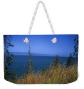 View Of Kachemak Bay, Alaska Weekender Tote Bag