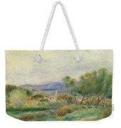 View Of La Seyne Weekender Tote Bag