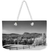 View Of Lake Willoughby Weekender Tote Bag