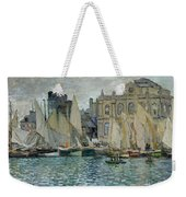 View Of Le Havre Weekender Tote Bag