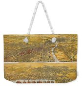 View Of Los Angeles, 1894 Weekender Tote Bag
