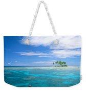 View Of Micronesia Weekender Tote Bag