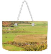 View Of Ottawa Valley In Autumn 13 Weekender Tote Bag
