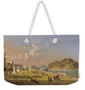 View Of Palermo 1845, Robert Salmon Weekender Tote Bag