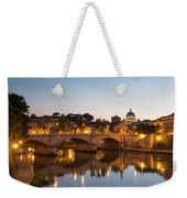 View Of Rome Weekender Tote Bag