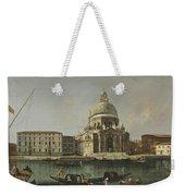 View Of Santa Maria Della Salute. Venice Weekender Tote Bag