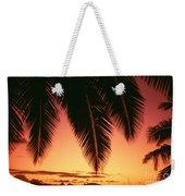 View Of Tahiti Weekender Tote Bag