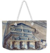 View Of The Bastille Weekender Tote Bag by Granger