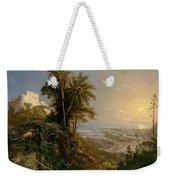 View Of The Harbor Of Puerto Cabello, Study Weekender Tote Bag