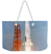 View Of The Liftoff Of Mercury-atlas 5 Weekender Tote Bag