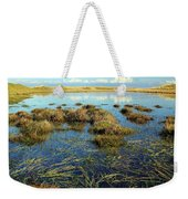 View Of The Marsh Weekender Tote Bag