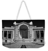 View  Of The Memorial Amphitheater At Arlington Cemetery  Weekender Tote Bag