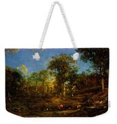 View Of The Pastures Of The Limousin 1835 Weekender Tote Bag