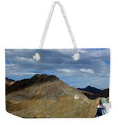 View Of The View Weekender Tote Bag