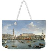 View Of Venice From The Island Of San Giorgio Weekender Tote Bag