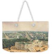 View Of Washington Dc Weekender Tote Bag