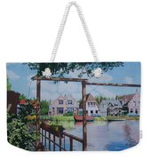 View On Hillegersberg Weekender Tote Bag
