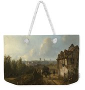 View On Montmartre Weekender Tote Bag