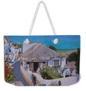 View On Obidos Weekender Tote Bag