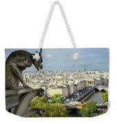 View On Paris City Weekender Tote Bag