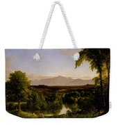View On The Catskill Weekender Tote Bag