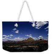 View Overlooking Sedona, Arizona Weekender Tote Bag
