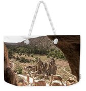View Through The Door Weekender Tote Bag
