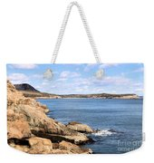 View To Sand Beach Weekender Tote Bag