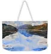 View Towards Skye Weekender Tote Bag