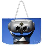 Viewing Telescope Weekender Tote Bag
