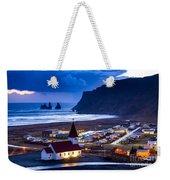 Vik Iceland Weekender Tote Bag