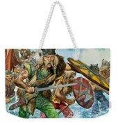 Vikings Weekender Tote Bag