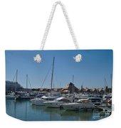 Vilamoura Marina 5 Weekender Tote Bag