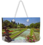 Villa Taranto Gardens,lake Maggiore,italy Weekender Tote Bag