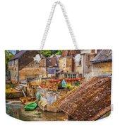 Village At The River Weekender Tote Bag