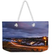 Village At Twilight Weekender Tote Bag
