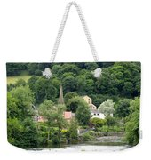 Village In England Weekender Tote Bag