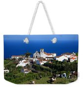 Village In The Azores Weekender Tote Bag