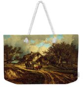 Village Landscape 1844 Weekender Tote Bag