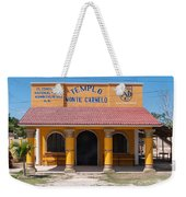 Village Of Coba Weekender Tote Bag